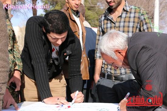 تصاویر دیدنی در یوم الله ۲۲ بهمن رفسنجاناز انرژی هسته ای تا استیضاح وزیر فرهنگ (۴)