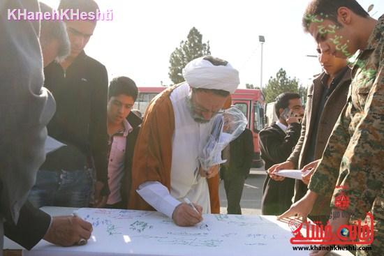 تصاویر دیدنی در یوم الله ۲۲ بهمن رفسنجاناز انرژی هسته ای تا استیضاح وزیر فرهنگ (۵)