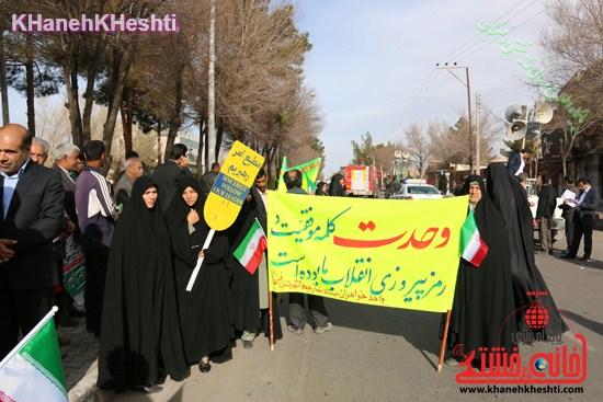 تصاویر دیدنی در یوم الله ۲۲ بهمن رفسنجاناز انرژی هسته ای تا استیضاح وزیر فرهنگ (۷)