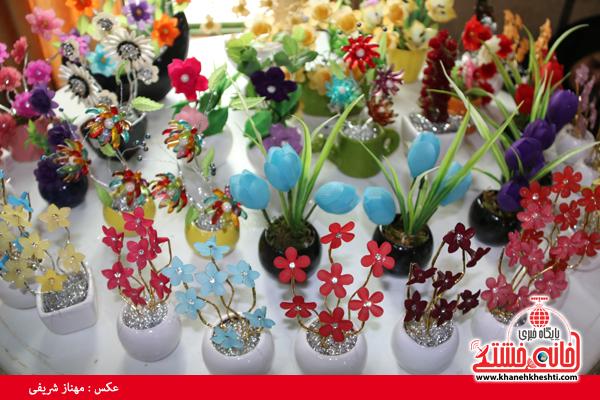 جشن انقلاب در ناصریه رفسنجان-خانه خشتی