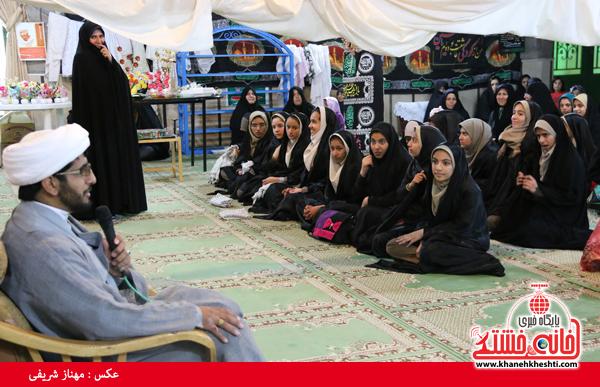 جشن انقلاب در ناصریه رفسنجان-خانه خشتی۱۰