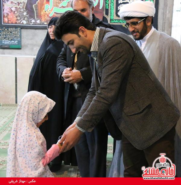 جشن انقلاب در ناصریه رفسنجان-خانه خشتی۱۲