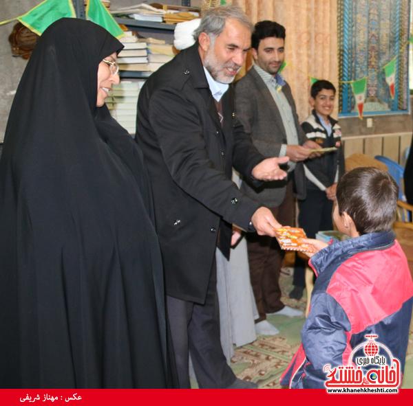 جشن انقلاب در ناصریه رفسنجان-خانه خشتی۱۴