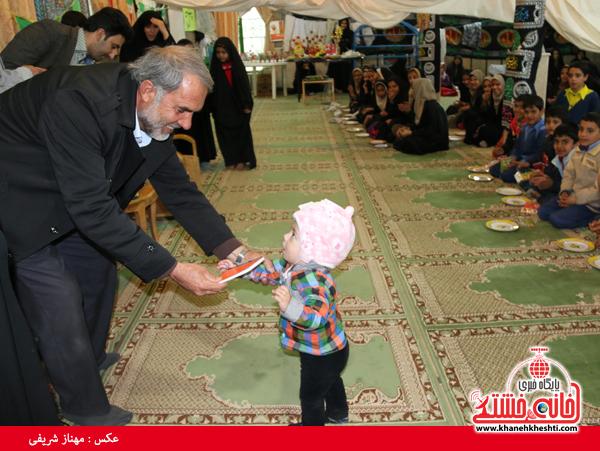 جشن انقلاب در ناصریه رفسنجان-خانه خشتی۱۶