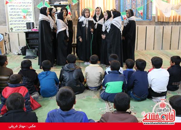 جشن انقلاب در ناصریه رفسنجان-خانه خشتی۳