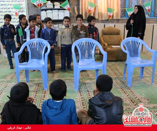 جشن انقلاب در ناصریه رفسنجان-خانه خشتی۴