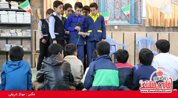 جشن انقلاب در ناصریه رفسنجان-خانه خشتی۷