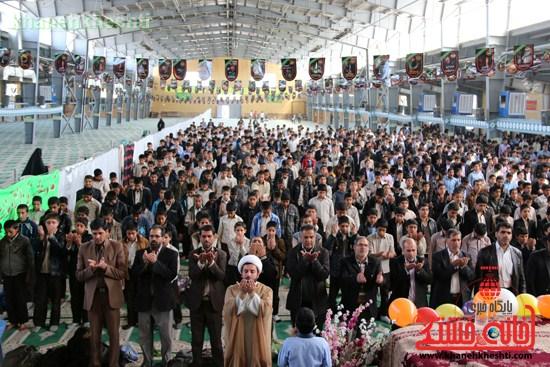 جشن تکلیف۲۰۰۰دانش آموزپسردررفسنجان (۱۱)