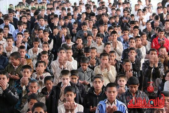 جشن تکلیف۲۰۰۰دانش آموزپسردررفسنجان (۱۲)