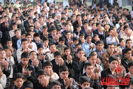 جشن تکلیف۲۰۰۰دانش آموزپسردررفسنجان (۱۳)