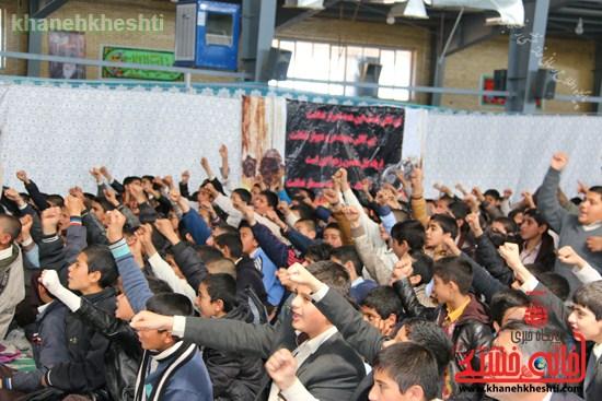 جشن تکلیف۲۰۰۰دانش آموزپسردررفسنجان (۴)
