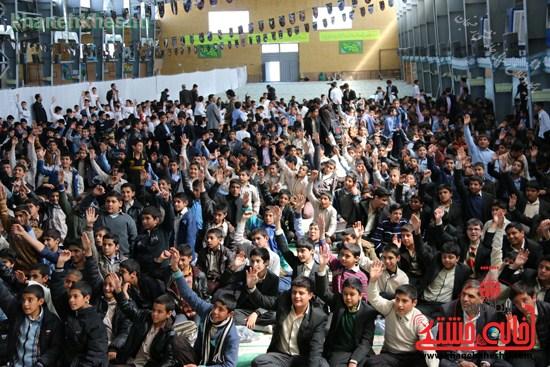 جشن تکلیف۲۰۰۰دانش آموزپسردررفسنجان (۵)