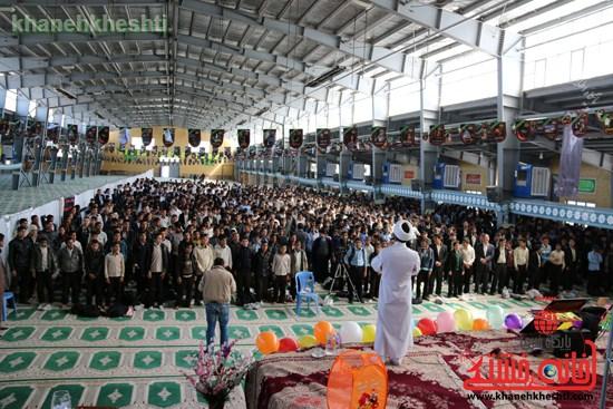 جشن تکلیف۲۰۰۰دانش آموزپسردررفسنجان (۶)