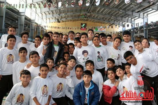 جشن تکلیف۲۰۰۰دانش آموزپسردررفسنجان (۹)