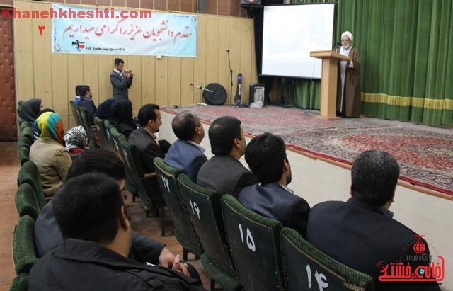 جشن دانشگاه مفاخر رفسنجان_خانه خشتی (۳)