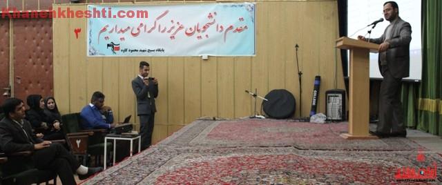 جشن دانشگاه مفاخر رفسنجان_خانه خشتی (۷)