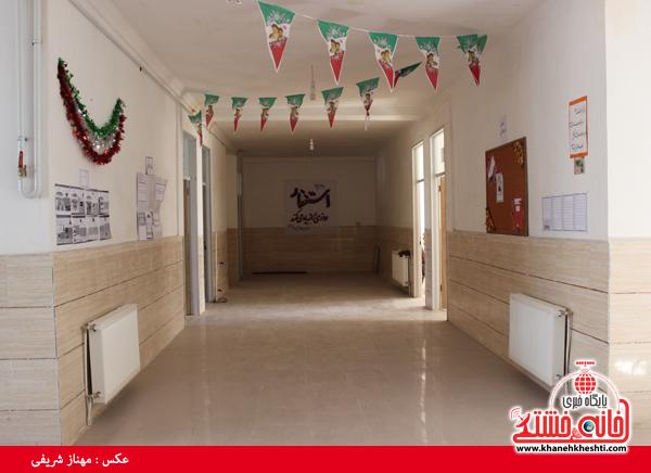 حوزه ریحانه النبی(ص) رفسنجان-خانه خشتی