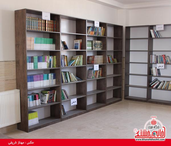 حوزه ریحانه النبی(ص) رفسنجان-خانه خشتی۴