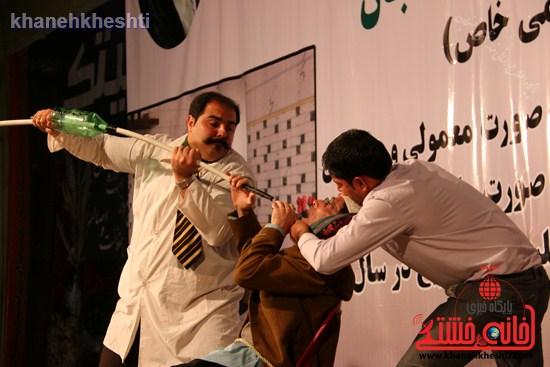 دوربین خانه خشتی در سومین شب بازارچه خیریه کوثر رفسنجان (۹)