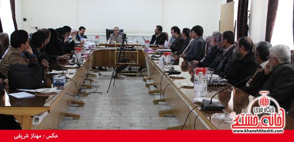 دکتر علی اسماعیلی ندیمی رئیس علوم پزشکی رفسنجان(خانه خشتی)۱