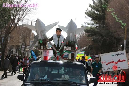راهپیمایی ۲۲ بهمن در رفسنجان ۲۲ بهمن۹۳ رفسنجان راهپیمایی (۱۴)