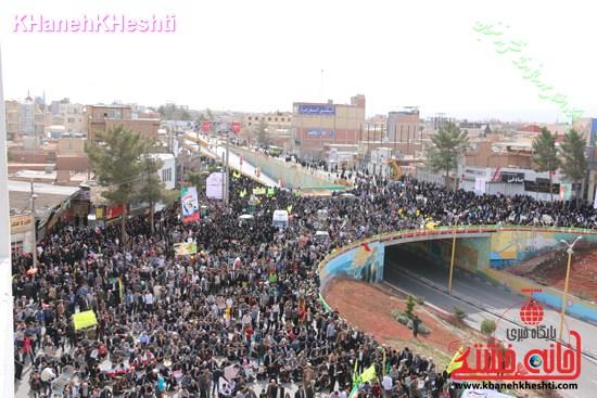 راهپیمایی ۲۲ بهمن در رفسنجان ۲۲ بهمن۹۳ رفسنجان راهپیمایی (۱۹)
