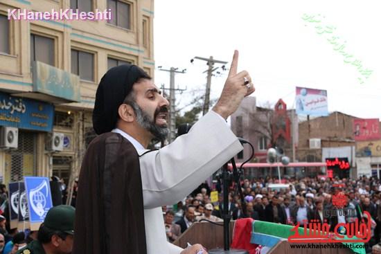 راهپیمایی ۲۲ بهمن در رفسنجان ۲۲ بهمن۹۳ رفسنجان راهپیمایی (۲۳)