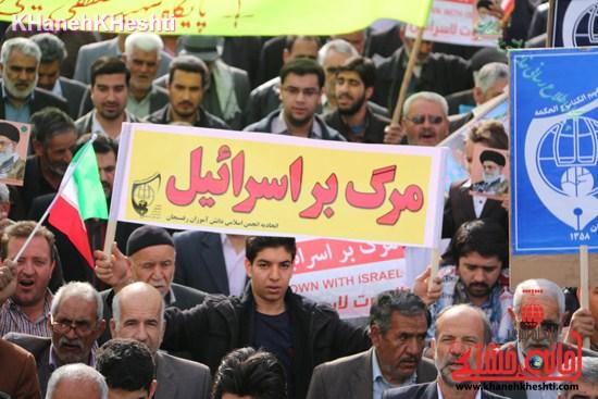 دوربین خانه خشتی در راهپیمایی یوم الله ۲۲ بهمن رفسنجان