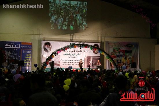 عمو پورنگ و امیر محمد به رفسنجان آمدند +عکس (۳)