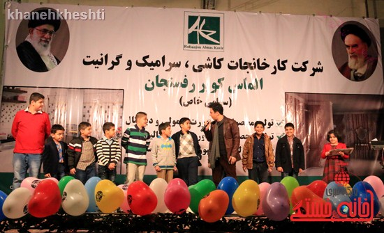 عمو پورنگ و امیر محمد به رفسنجان آمدند +عکس۱۸