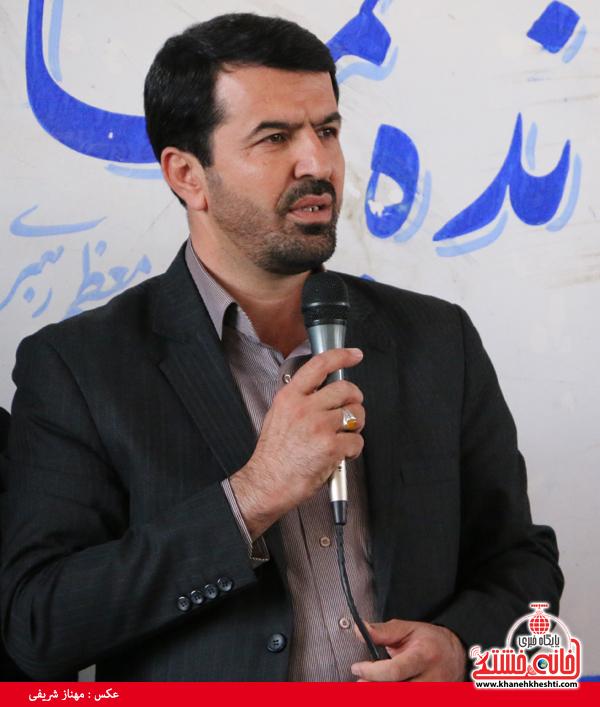شرکت در راهپیمایی ۲۲ بهمن، حمایت قاطعانه از ولایت و رهبری و آرمان های امام و شهداست