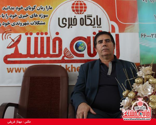 مرشد علی نبی زاده-خانه خشتی
