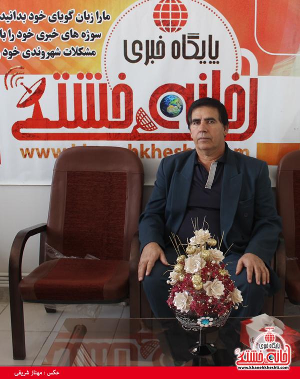 مرشد علی نبی زاده-خانه خشتی۱