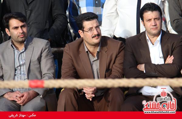 مسابقات طناب کشی روستای عرب آباد شهدای رفسنجان(خانه خشتی)۱۸