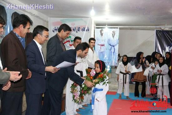 مسابقه کاراته سبک شوتوکانskiرفسنجان (۴)