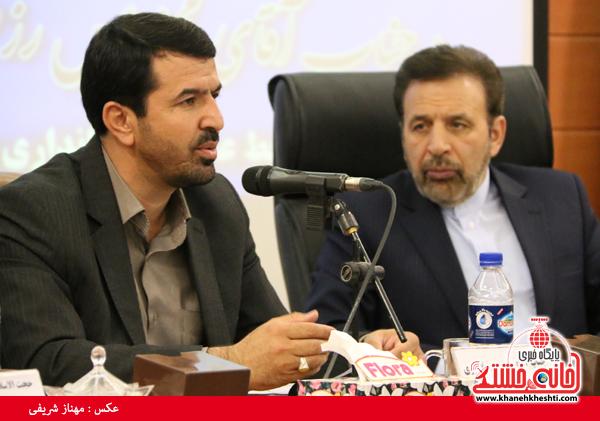 فرماندار رفسنجان خواستار بهره مندی شهرستان از دولت الکترونیک شد