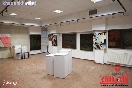 نمایشگاه  از فاصله ها۲  در رفسنجان (۷)