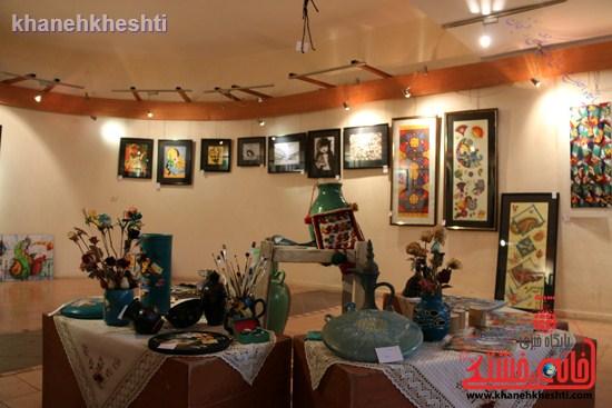 نمایشگاه ماهی کویر رفسنجان (۲)
