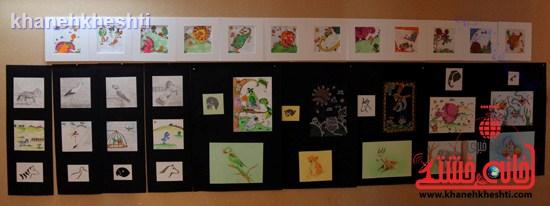 نمایشگاه ماهی کویر رفسنجان (۵)