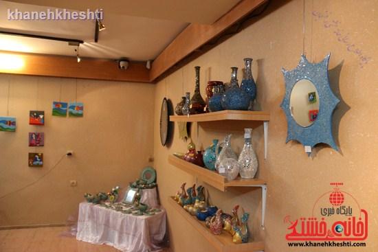 نمایشگاه ماهی کویر رفسنجان (۷)