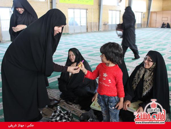 هدایای ستاد نمازجمعه رفسنجان(خانه خشتی)