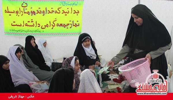 هدایای ستاد نمازجمعه رفسنجان(خانه خشتی)۴