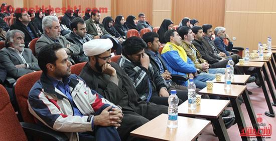 همایش مزدوجین کمیته امداد امام خمینی رفسنجان_خانه خشتی (۳)