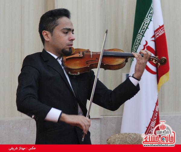 پنجمین جشنواره موسیقی آوای مس شهر سرچشمه-خانه خشتی۱۷