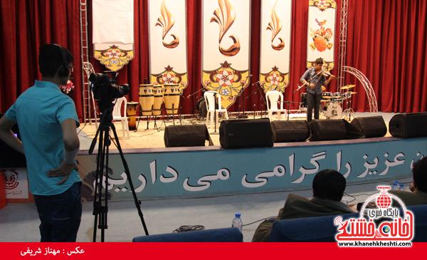 پنجمین جشنواره موسیقی آوای مس شهر سرچشمه-خانه خشتی۲۳