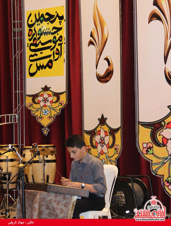 دوربین خانه خشتی در پنجمین جشنواره موسیقی آوای مس سرچشمه