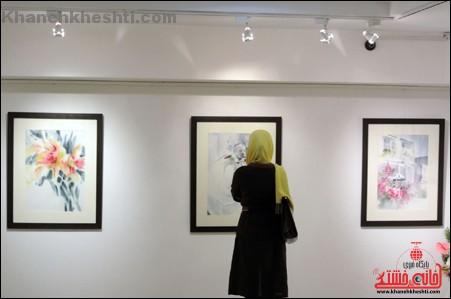 تجلیل از هنرمند پیشکسوت رفسنجانی
