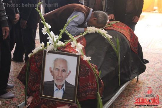 خیر رفسنجانی دار فانی را وداع گفت + عکس