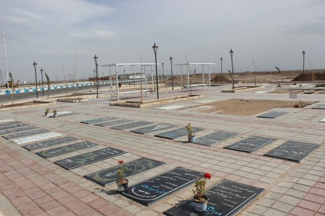 آرامستان شهرداری صفاییه راه اندازی شد