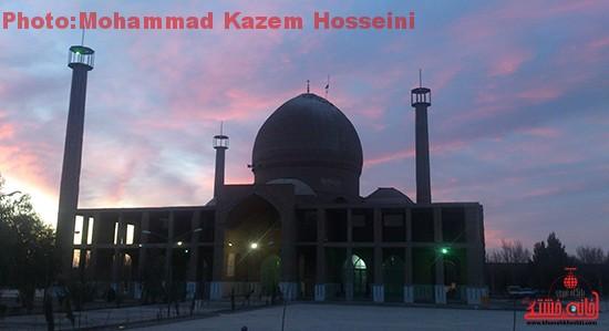 امامزاده سید غریب -خانه خشتی (۱)